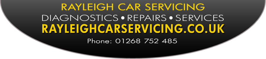 vehicle servicing in rayleigh